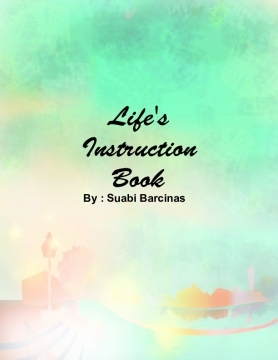 Life's Instruction Book