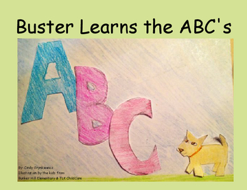 Buster Learns the ABC's
