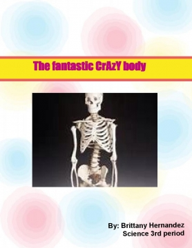 The fantastic CrAzY body