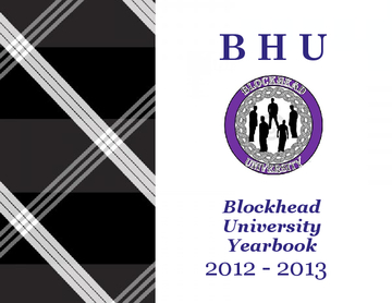 Blockhead University Yearbook