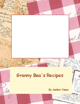 Granny Bea's Recipes