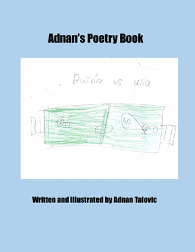 Adnan's Poetry Book