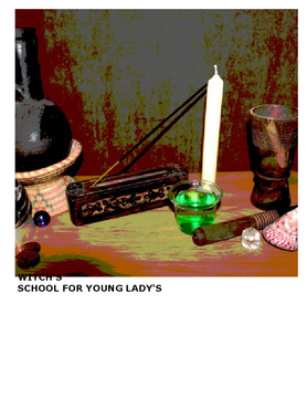 WITCH SCHOOL FOR YOUNG GIRLS