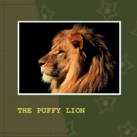 THE PUFFY LION