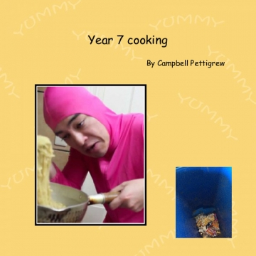 Year 7 cooking
