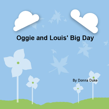 Oggie and Louis' Big Day