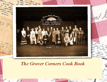 The Grover's  Corners Cook Book