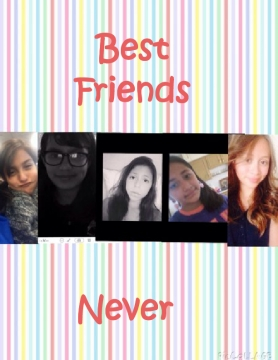 Best Friends Never