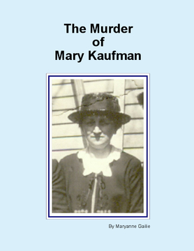 The Murder of Mary Kaufman
