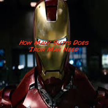 How Many Suits Does Iron Man Need?