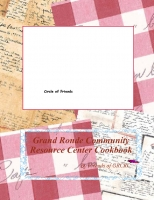 Grand Ronde Community Resource Center Cookbook