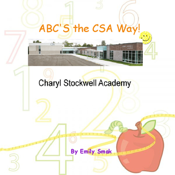 ABC's the CSA Way!