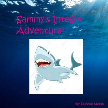 Sammy's Integer Adventure