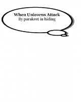 When Unicorns Attack