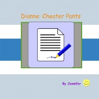 Dianne:Cheater Pants