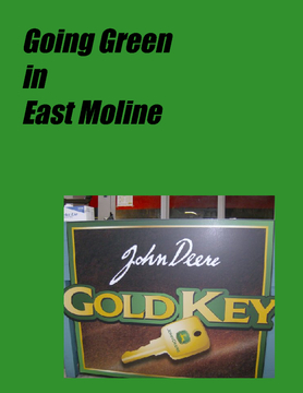 Going Green from East Moline