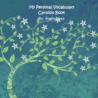 Personal Vocabulary Cartoon Book