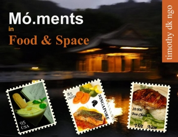 Moments in Food and Space, 2nd Edition