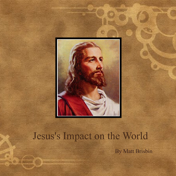 Jesus's Impact on the World