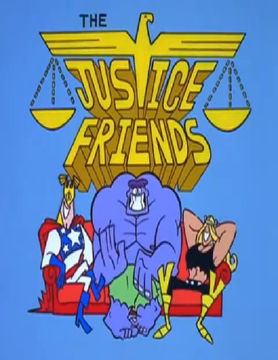Justice Friends and Congress