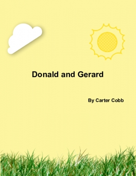 Donald and Gerard