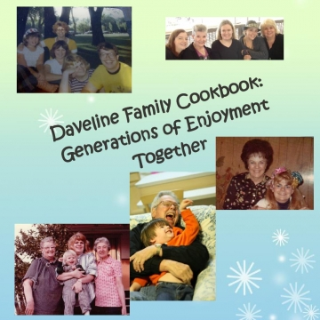 Daveline Family Cookbook
