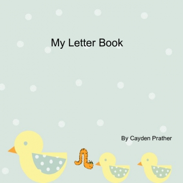 My Letter Book