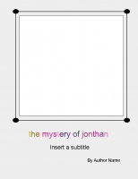 the mystery of jonathan