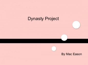 Dynasty Project