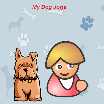 Jorja the dog