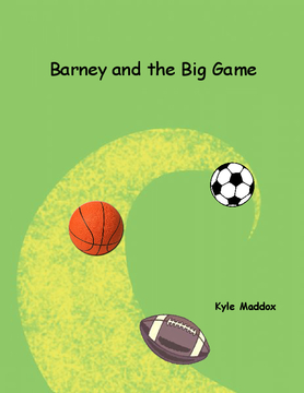 Barney and the Big Game
