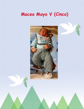 Maceo Mayo V (Cinco)