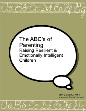 The ABC's of Parenting