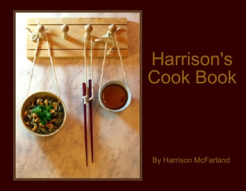 Harrison's Cook Book