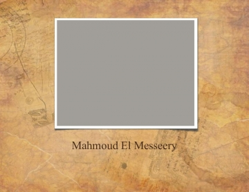 Mahmoud El Messeery
