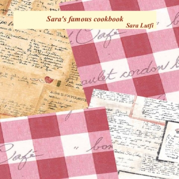 Sara's famous cookbook