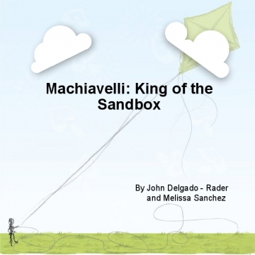 Prince: The King of the Sandbox