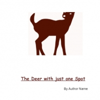 The Deer with just One Spot