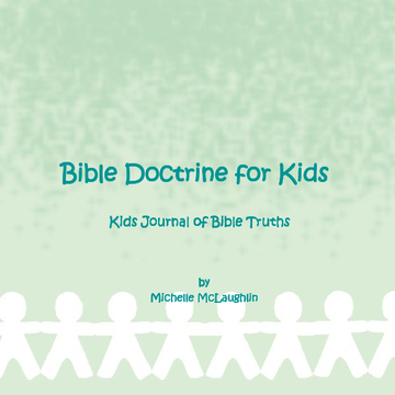 Bible Doctrine for Kids