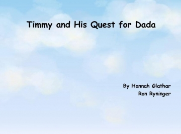 Timmy and the Quest for Dada