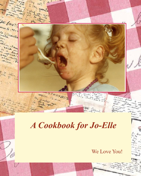 A Cookbook For Jo-Elle