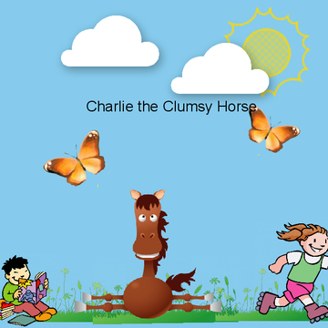 Charlie The Clumsy Horse