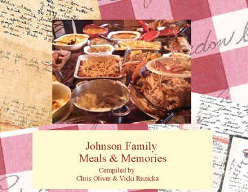 Johnson Family Meals & Memories
