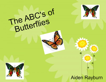 The ABC's of Butterflies