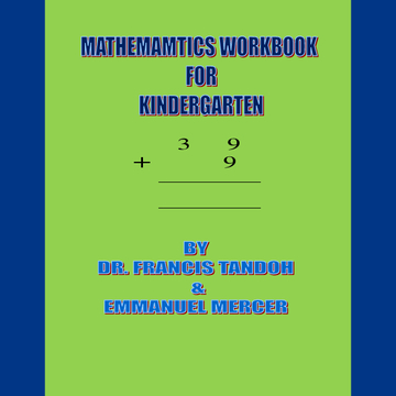 MATHS WORK BOOK FOR KG-1