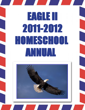 EAGLE II 2011-2012 Yearbook