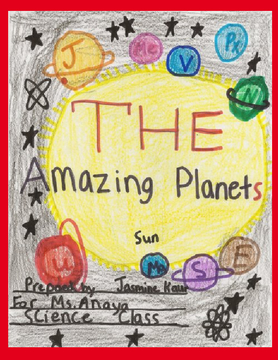 The Amazing Planets