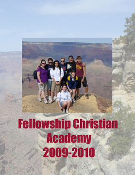 FCA 2009-2010 Yearbook
