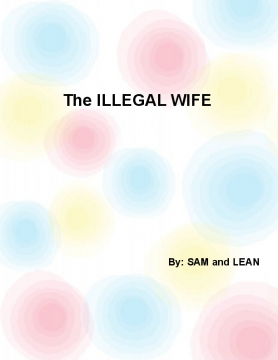 The illegal wife