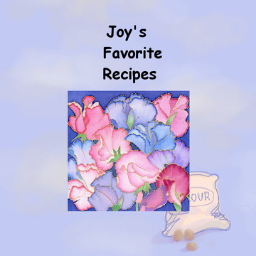 Joy's Cookbook